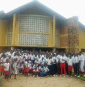 Le Complexe Scolaire José MOKO d'Idiofa, en activités para scolaires à Lakas !