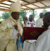 Admission aux ordres sacrés de diaconat et du presbytérat !