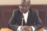 L'abbé Emery Musungu a défendu sa thèse ce mercredi 14 juin 2017.