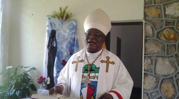 Monseigneur José MOKO publie les obédiences 2017-2018