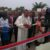Monseigneur José Inaugure l'espace Cana