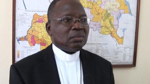 Mgr Marcel Utembi fait le point sur la  visite pastorale et de solidarité  à Kananga (du 0 7 au 12/09/2017)