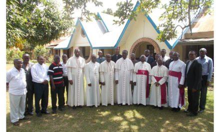 Message des Evêques membres de l'ASSEPKA à l'Eglise et à la population du Kasayi