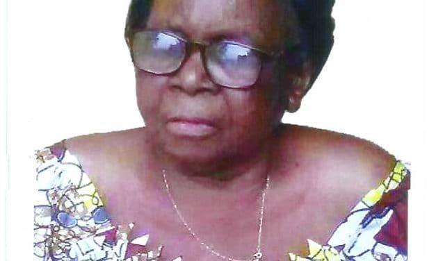 Hommage a notre maman Hortense Aweye  Munkoko