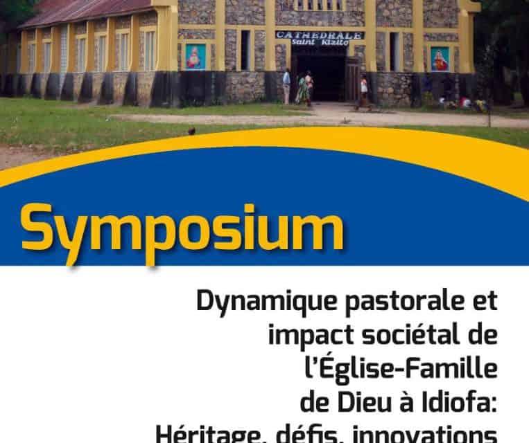 Dynamique pastorale et impact sociétal de l'Église-Famille de Dieu à Idiofa: Héritage, défis, innovations.