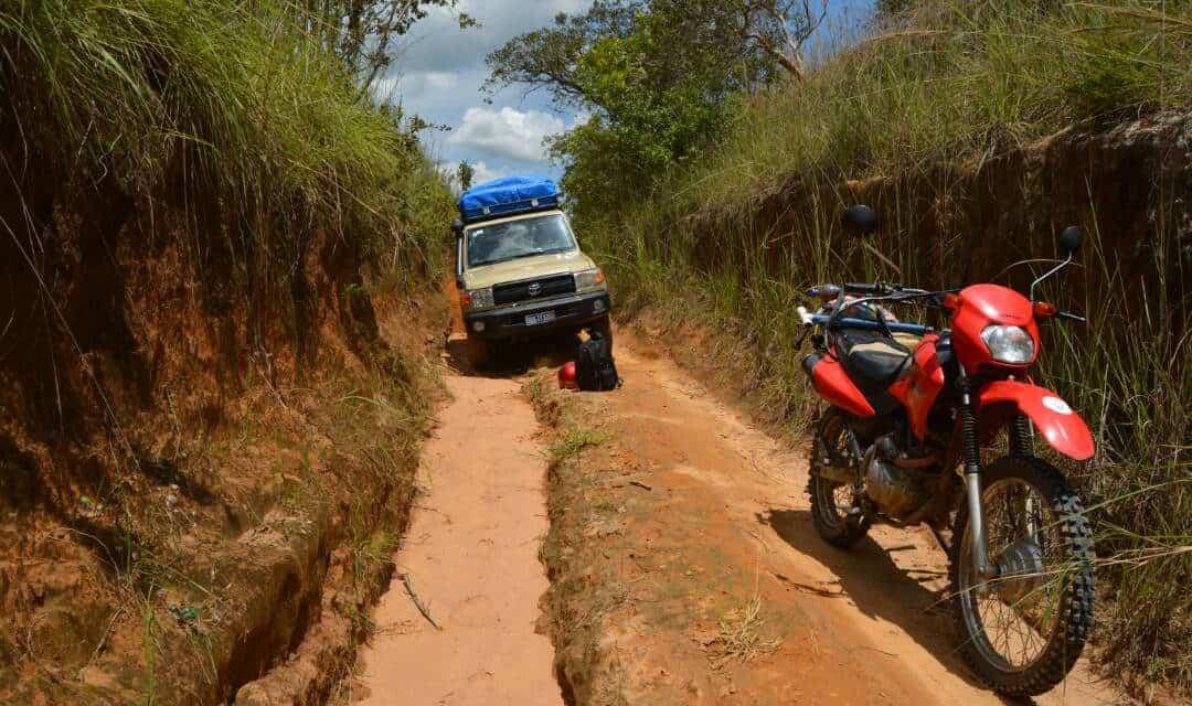 L'abbé Rémy Katalay accidenté à Moto à Idiofa!