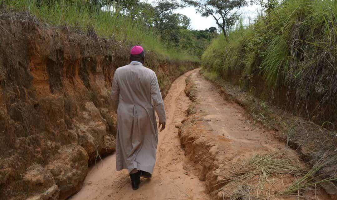 Programme de la tournée pastorale de Mgr José Moko.
