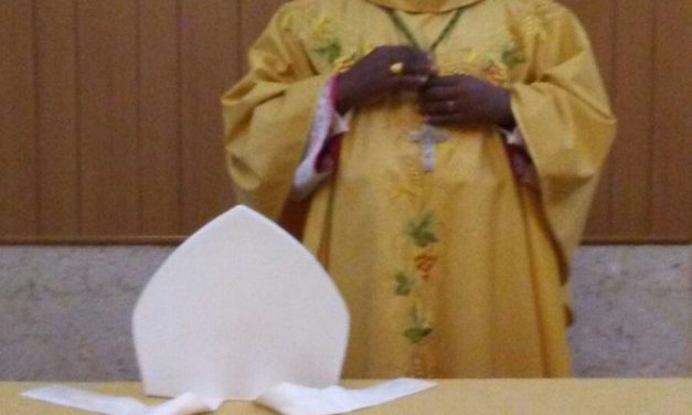 Homélie de Monseigneur José Moko à l'ordination du 15 juillet 2018 à Idiofa.