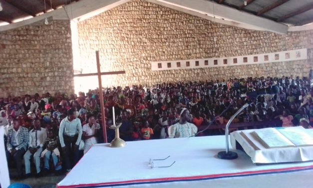 Les Kizito et Anuarite d'Idiofa fêtent Saint Charles Lwanga et Compagnons!