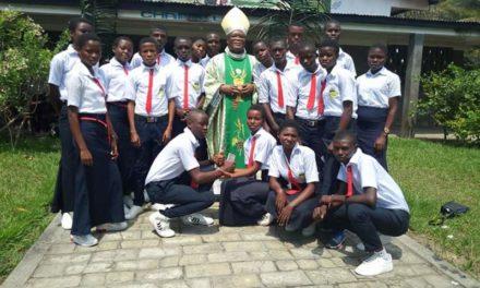 Ouverture officielle de l'année scolaire au Complexe scolaire Mgr José Moko!