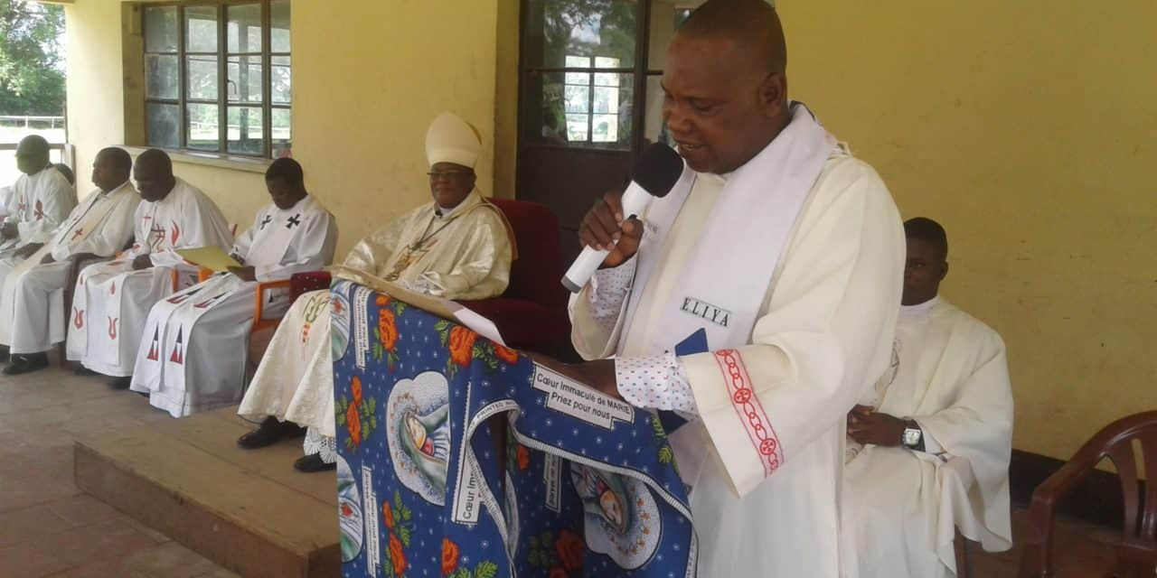 L'abbé Henry Ntanda veux redorer le blason des écoles catholiques à Idiofa centre !