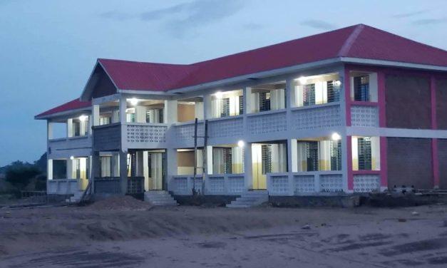 Le Complexe scolaire Mgr José Moko inaugure bientôt ses nouveaux bâtiments !