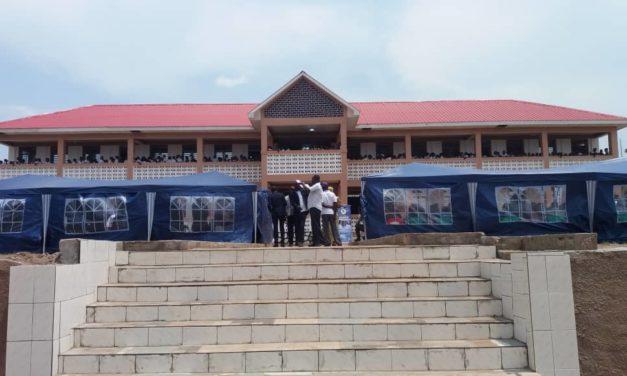 Le Complexe scolaire José Moko inaugure ses nouveaux bâtiments!