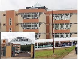 Une nouvelle faculté à l'Université Catholique du Congo!