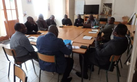 La Solidarité des Prêtres d'Idiofa en France s'est rencontrée pour la 22è fois !