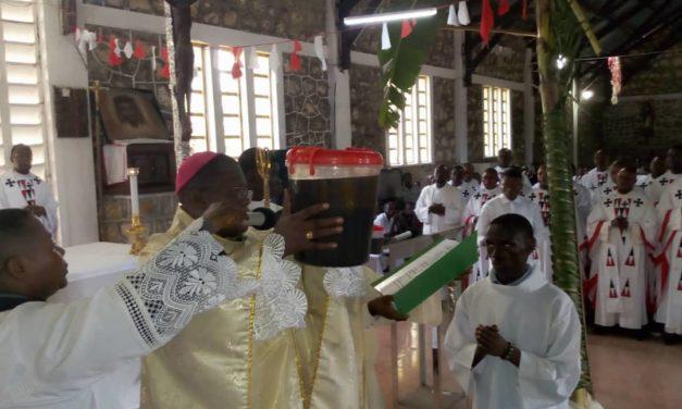 Mes chers frères et amis prêtres!