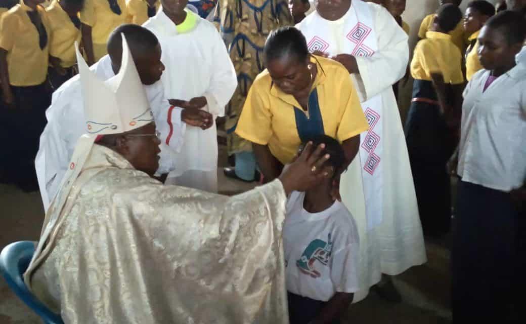 La Caritas Idiofa réécoute son Identité