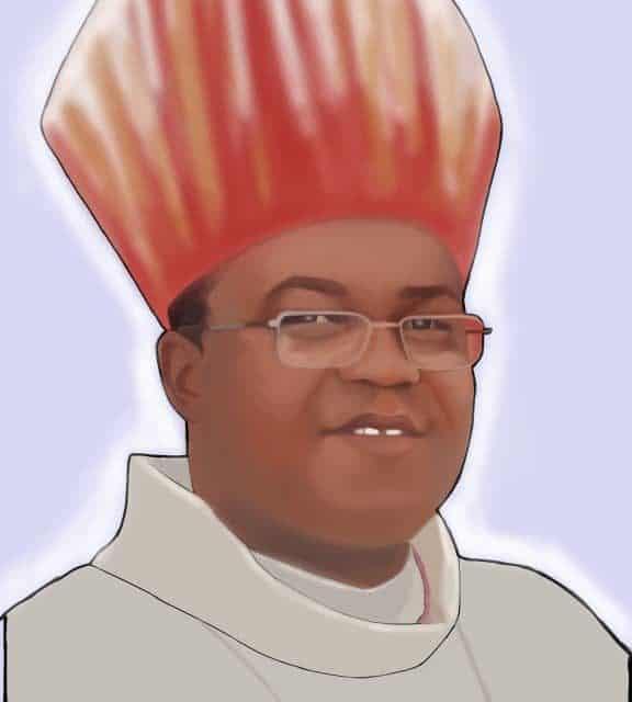Monseigneur José Moko totalise 12 ans d'Episcopat  à la tête du diocèse d'Idiofa