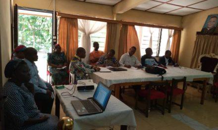 Un séminaire de mise à niveau à la Caritas Idiofa.