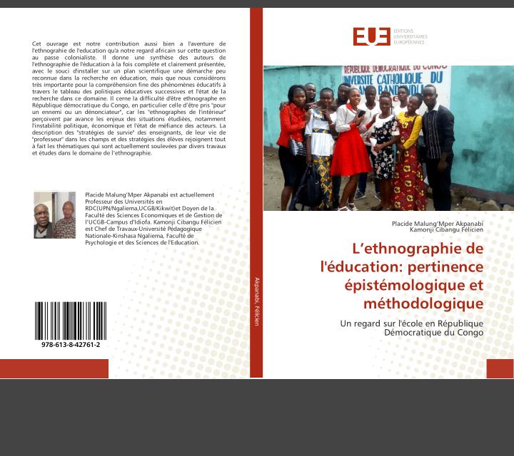 Publications de l'abbé Professeur Malungper!
