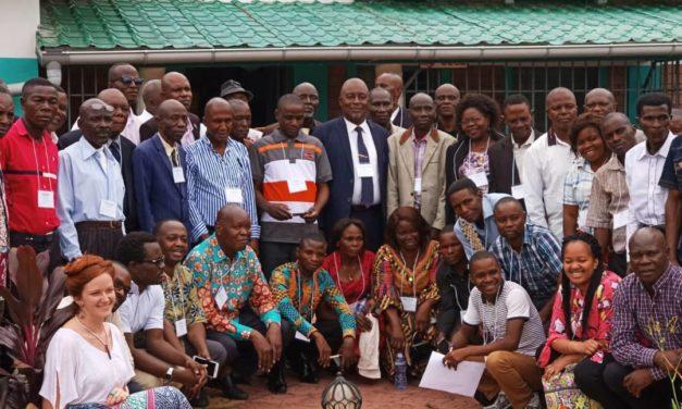 Dialogue sur l'utilisation des terres en RDC!