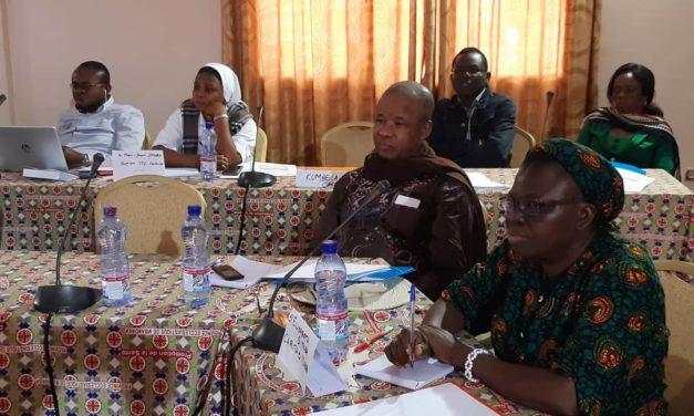 La Caritas Congo en Atelier sur les normes de gestion.