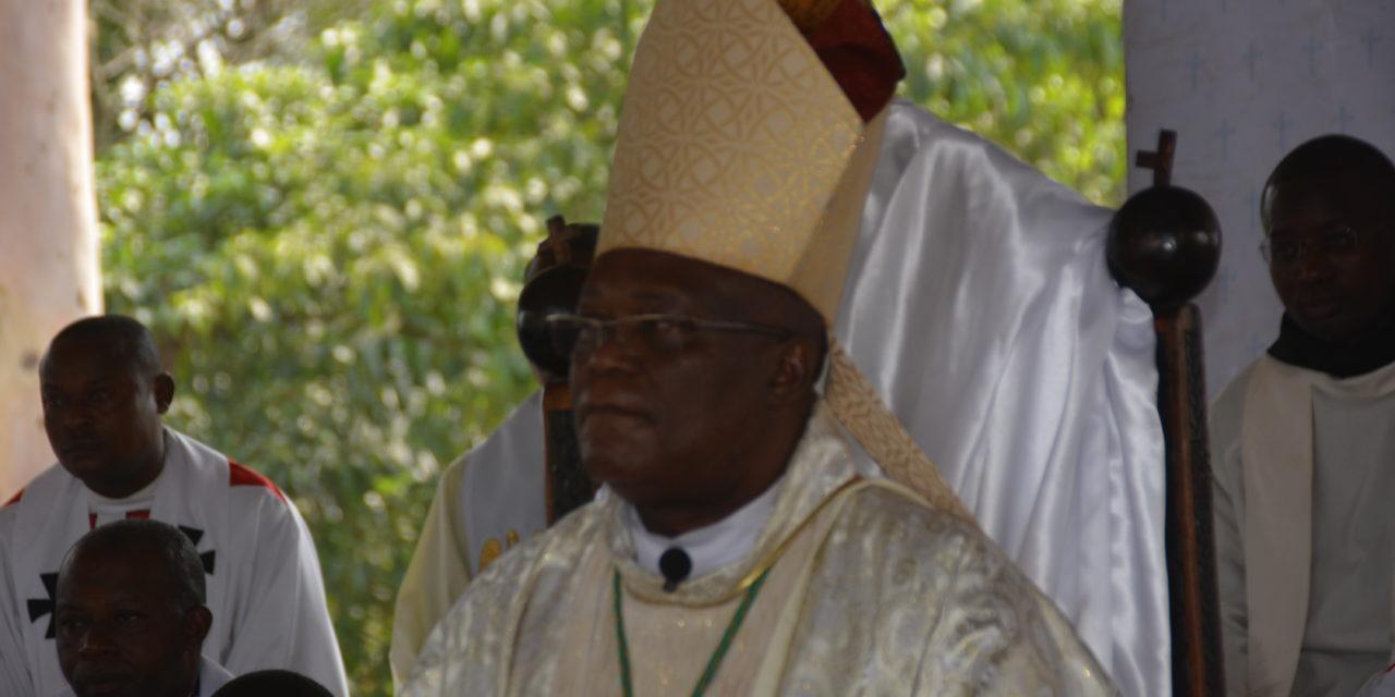Voici le décret de Monseigneur José Moko portant Statuts et obédiences dans le diocèse d'idiofa!