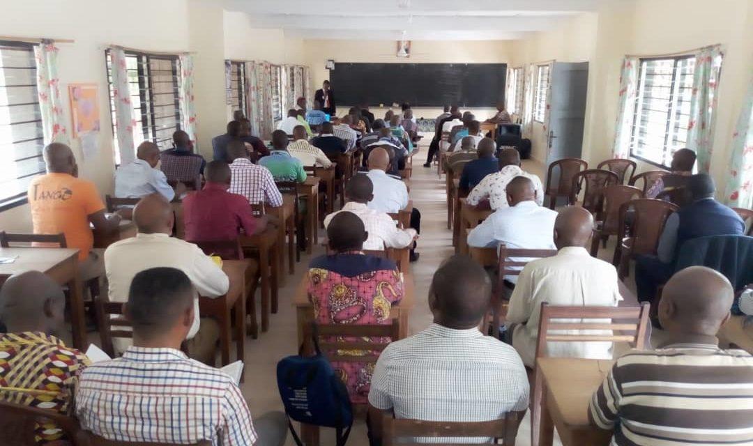 Les 18è Journées sacerdotales à Idiofa.