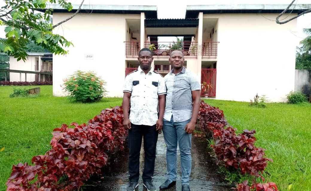 L'ouverture de l'année académique 2019-2020 à l'Institut de Théologie de la compagnie de Jésus à Abidjan : l'abbé Christian Fwama nous en parle !