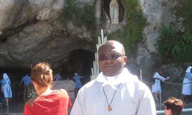 Monsieur l'abbé José Nzanzi est rentré auprès du Père!
