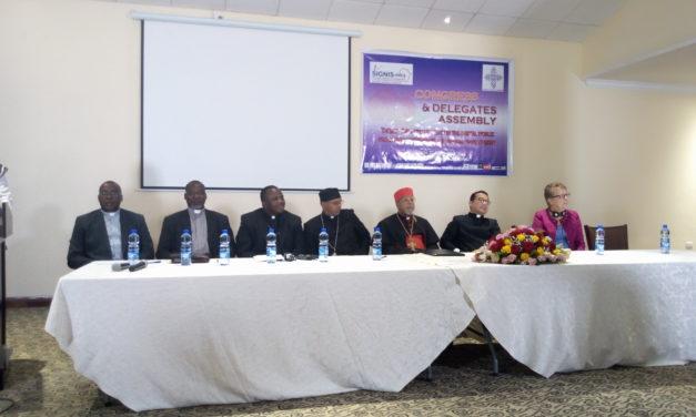 Le Congrès de Signis Africa lance un appel !