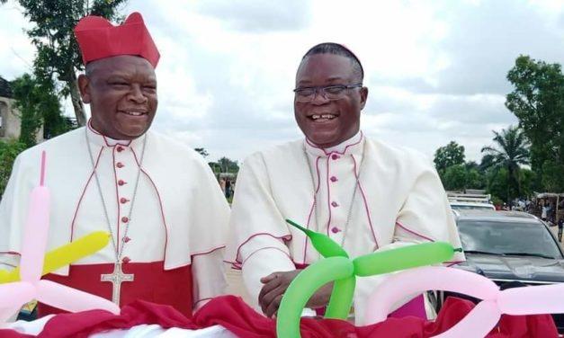 Monseigneur José Moko élu Vice-Président de la CENCO depuis ce jeudi 15 Octobre 2020!