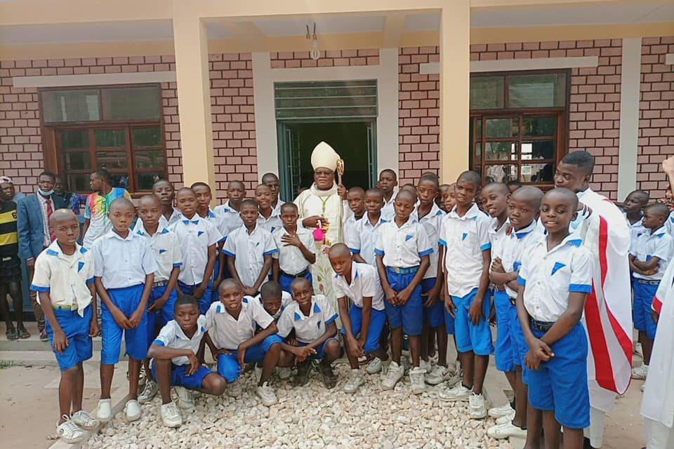 Le Petit Séminaire de Laba a clôturé l'année scolaire 2020-2021 le vendredi 23 juillet