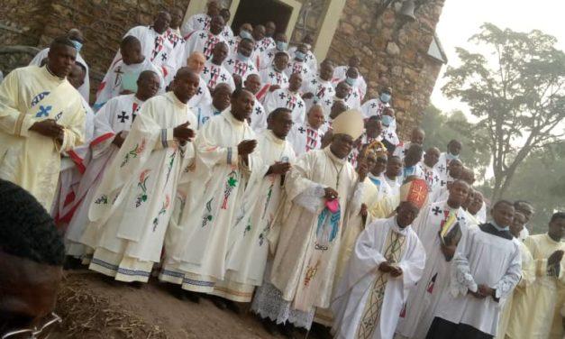 Les Oblats de Marie Immaculés ont 90 ans d'apostolat dans le Diocèse d'Idiofa